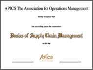 Basic Supply Chain Management