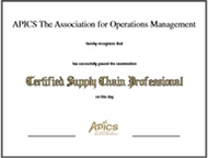 Basic Supply Chain Professional