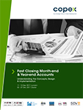 Fast Closing Month-end & Year-end Accounts