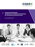 Integrating Strategic, Operational & Tactical Leadership for Outstanding Performance