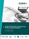 Project Scheduling, Cost Planning & Value Engineering Skills