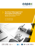 Contract Management Principles & Practices