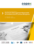 Contracts Management Specialist: The Complete Course on Contracts Management