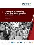 Strategic Purchasing & Supply Management