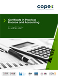 Certificate in Practical Finance and Accounting