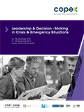 Leadership & Decision Making in Crisis & Emergency Situations
