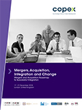 Mergers, Acquisition, Integration and Change