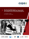 Purchasing Management Specialist: The Complete Course on Purchasing Management