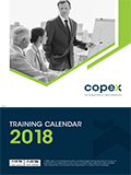 COPEX Training Calendar 2018