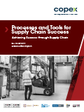 Processes and Tools for Supply Chain Success