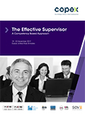 The Effective Supervisor