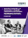 Improving Leadership, Governance and Risk Management in Nonprofit Organisations Specialisation