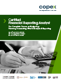 Certified Financial Reporting Analyst