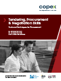 Tendering, Procurement & Negotiation Skills