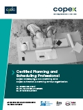 Certified Planning and Scheduling Professional
