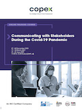 Communicating with Stakeholders During the Covid-19 Pandemic
