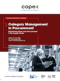 Category Management in Procurement