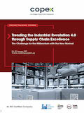 Trending the Industrial Revolution 4.0 through Supply Chain Excellence