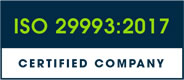 ISO 29993:2017 Certification