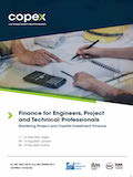 Finance for Engineers, Project and Technical Professionals