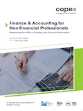 Finance & Accounting for Non-Financial Professionals
