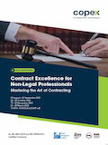 Contract Excellence for Non-Legal Professionals