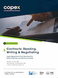 Contracts: Reading, Writing & Negotiating