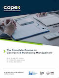 The Complete Course on Contracts & Purchasing Management
